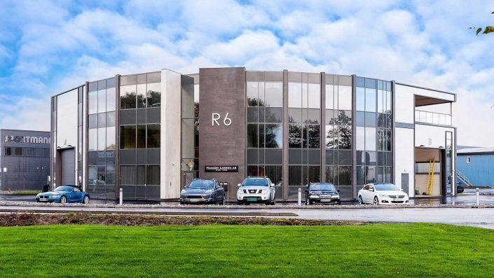 R6 - Rosenborgveien 6 fasade